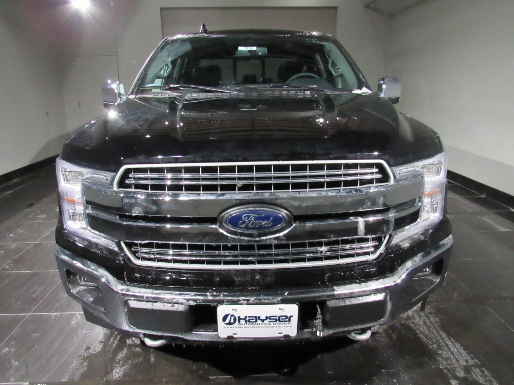 2018 F-150 SuperCrew Cab 4x4, Pickup #T1808 - photo 4