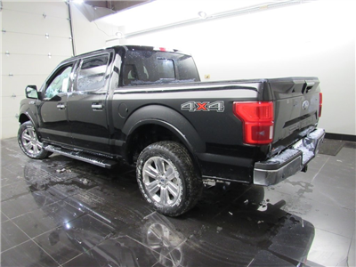 2018 F-150 SuperCrew Cab 4x4, Pickup #T1808 - photo 2