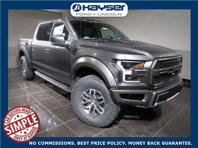 2018 F-150 SuperCrew Cab 4x4,  Pickup #T2063 - photo 1