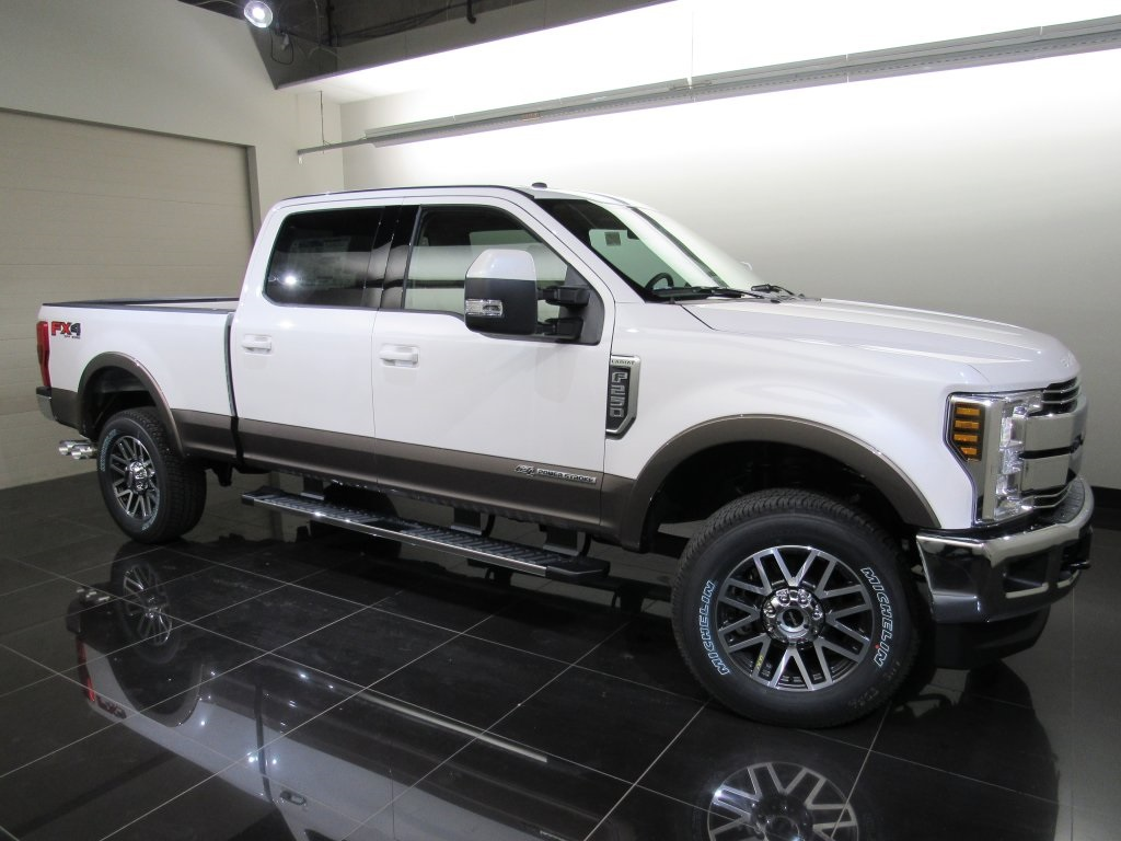2018 F-250 Crew Cab 4x4,  Pickup #T2686 - photo 3