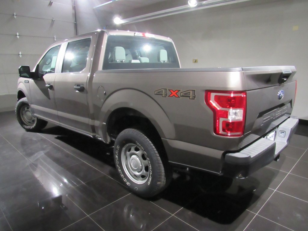 2018 F-150 SuperCrew Cab 4x4,  Pickup #T2847 - photo 2