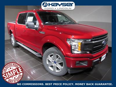 2018 F-150 SuperCrew Cab 4x4,  Pickup #T2976 - photo 1
