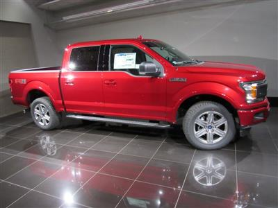 2018 F-150 SuperCrew Cab 4x4,  Pickup #T2976 - photo 3