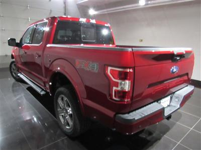 2018 F-150 SuperCrew Cab 4x4,  Pickup #T2976 - photo 2