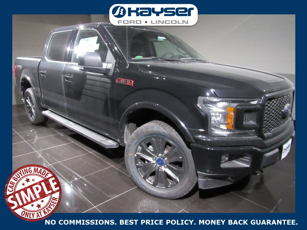 2018 F-150 SuperCrew Cab 4x4,  Pickup #T3027 - photo 1