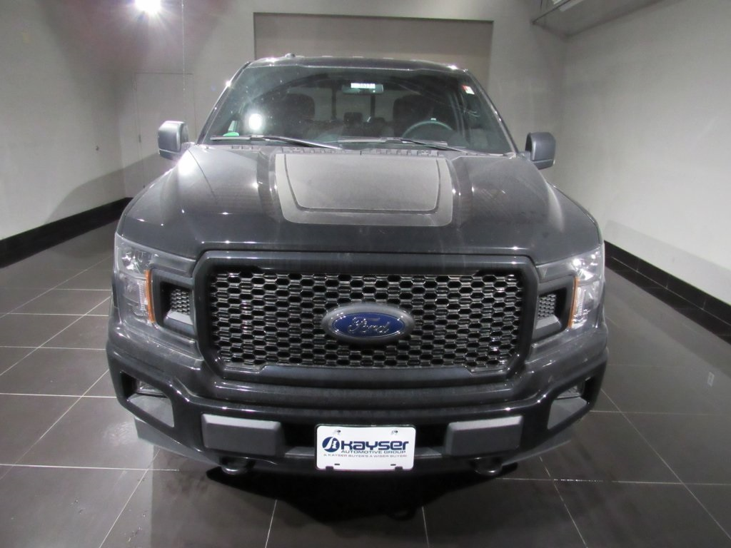 2018 F-150 SuperCrew Cab 4x4,  Pickup #T3027 - photo 4