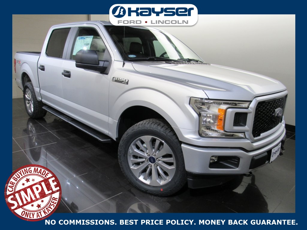2018 F-150 SuperCrew Cab 4x4,  Pickup #T3092 - photo 1