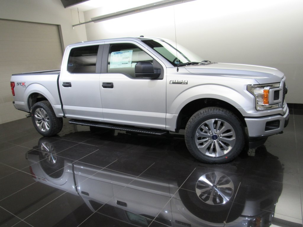 2018 F-150 SuperCrew Cab 4x4,  Pickup #T3092 - photo 3