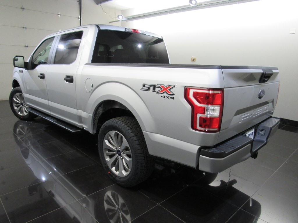2018 F-150 SuperCrew Cab 4x4,  Pickup #T3092 - photo 2