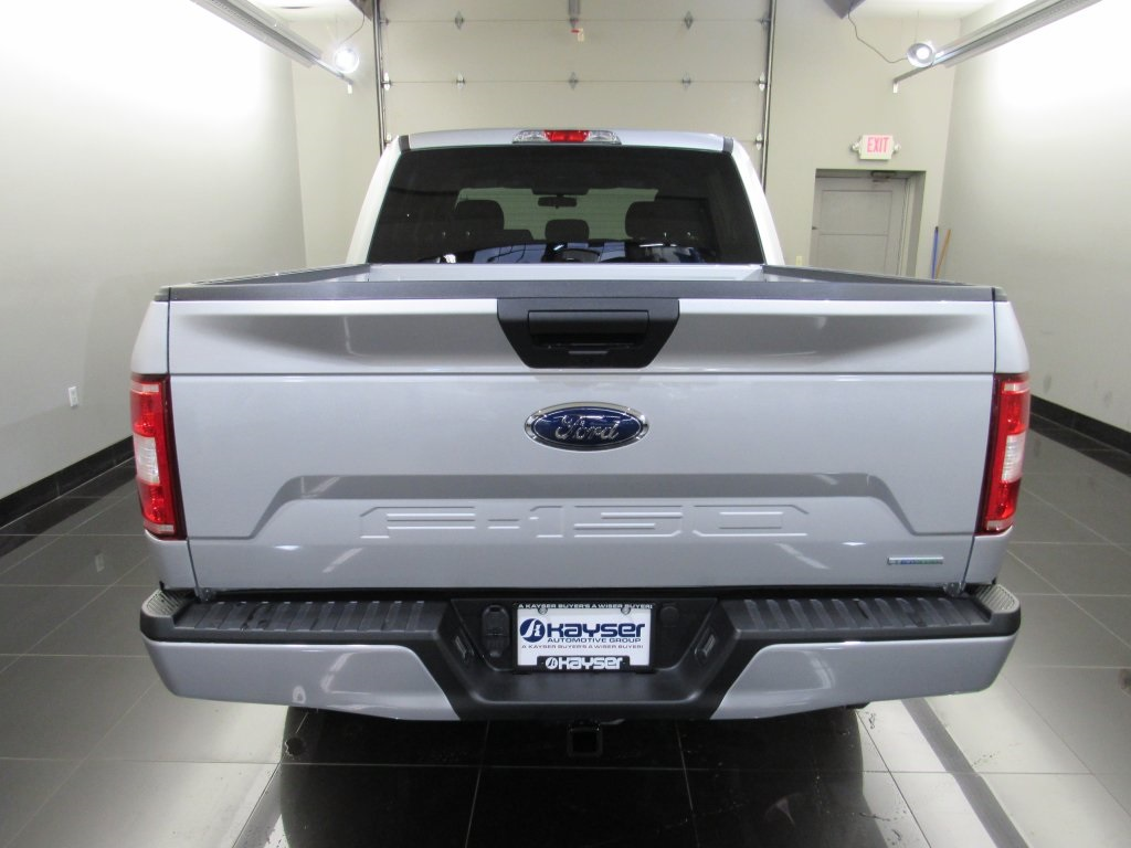2018 F-150 SuperCrew Cab 4x4,  Pickup #T3092 - photo 5