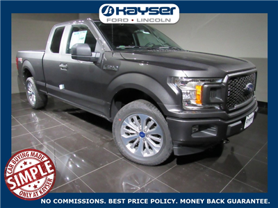 2018 F-150 Super Cab 4x4 Pickup #T9739 - photo 1