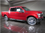 2018 F-150 Crew Cab 4x4 Pickup #T9764 - photo 3