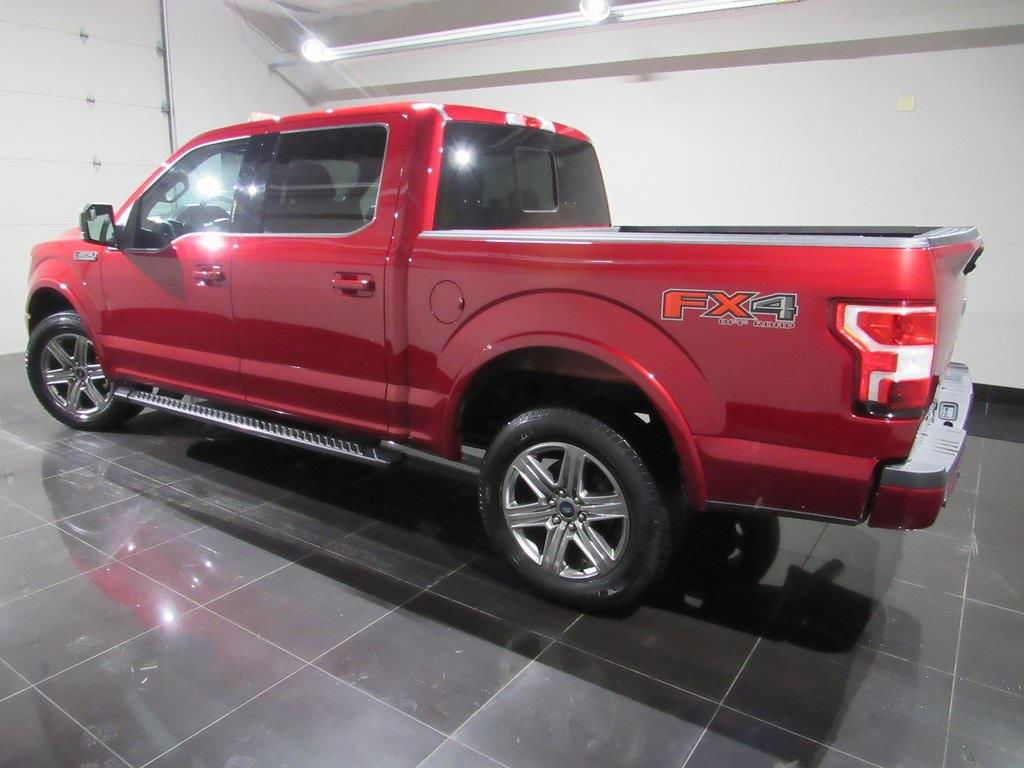 2018 F-150 SuperCrew Cab 4x4,  Pickup #T9809 - photo 2