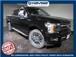 2018 F-150 Crew Cab 4x4 Pickup #T9833 - photo 1