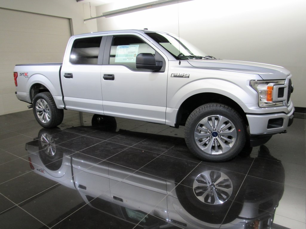 2018 F-150 Crew Cab 4x4 Pickup #T9852 - photo 3