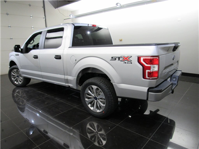 2018 F-150 Crew Cab 4x4 Pickup #T9852 - photo 4