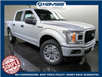 2018 F-150 Crew Cab 4x4 Pickup #T9852 - photo 1
