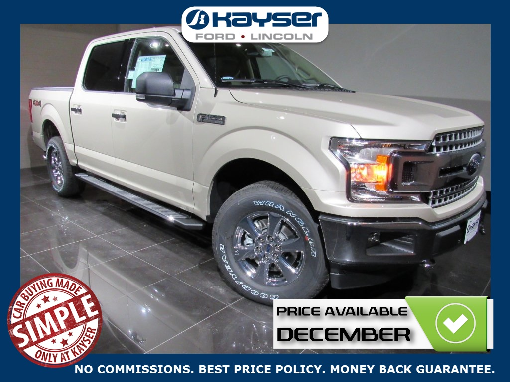 2018 F-150 SuperCrew Cab 4x4,  Pickup #T9884 - photo 1