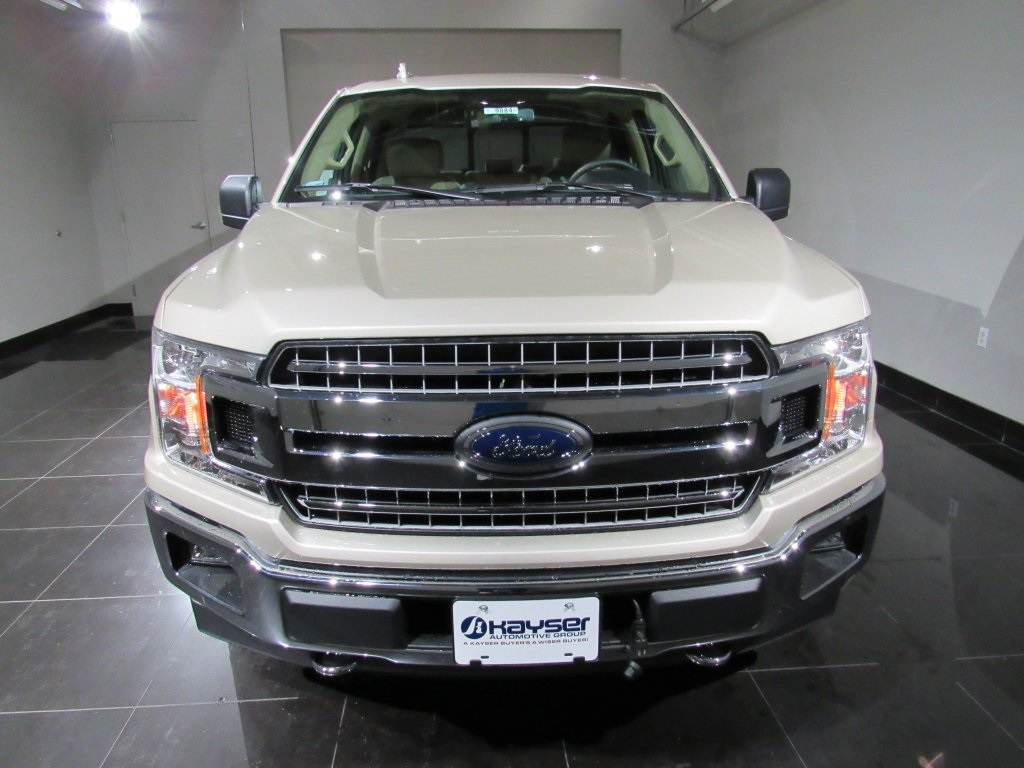2018 F-150 SuperCrew Cab 4x4,  Pickup #T9884 - photo 4