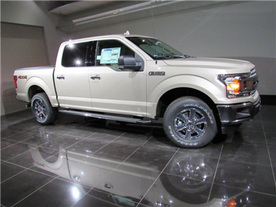 2018 F-150 SuperCrew Cab 4x4,  Pickup #T9884 - photo 3