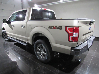 2018 F-150 SuperCrew Cab 4x4,  Pickup #T9884 - photo 2