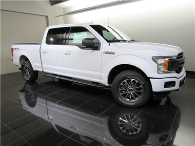 2018 F-150 Crew Cab 4x4 Pickup #T9890 - photo 3