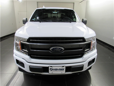 2018 F-150 Crew Cab 4x4 Pickup #T9890 - photo 4