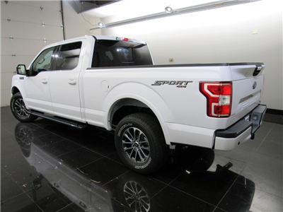2018 F-150 Crew Cab 4x4 Pickup #T9890 - photo 2