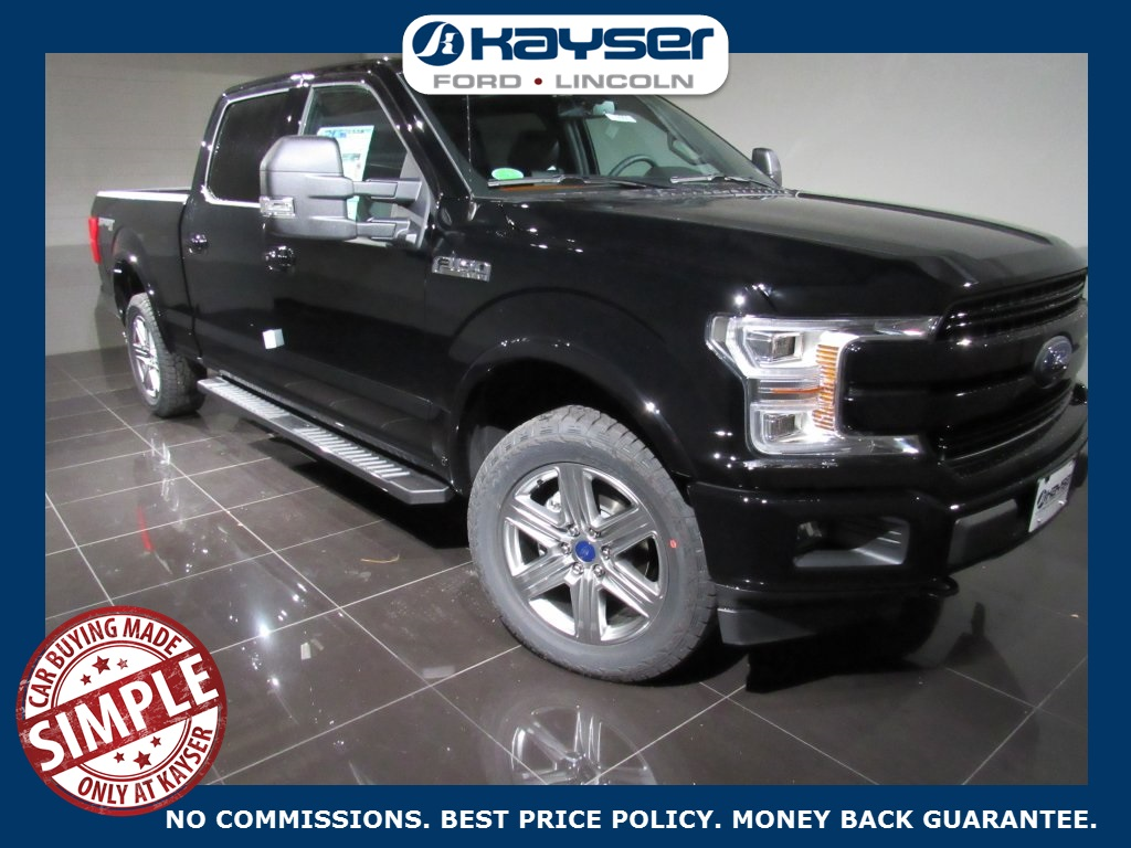 2018 F-150 Crew Cab 4x4 Pickup #T9900 - photo 1