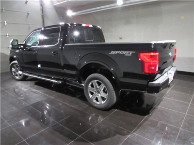 2018 F-150 Crew Cab 4x4 Pickup #T9900 - photo 2