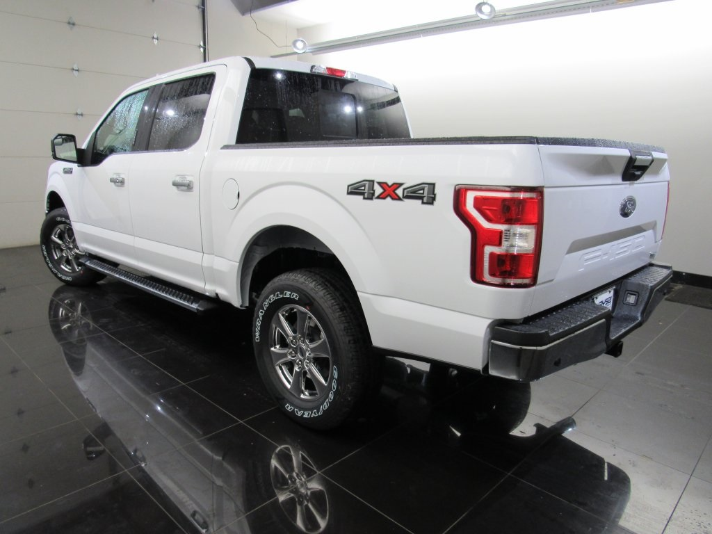 2018 F-150 Crew Cab 4x4, Pickup #T9935 - photo 2