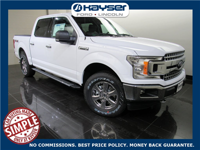 2018 F-150 Crew Cab 4x4, Pickup #T9935 - photo 1