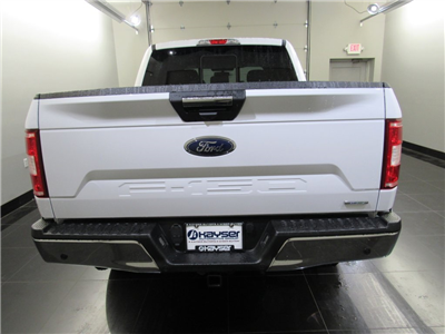 2018 F-150 Crew Cab 4x4, Pickup #T9935 - photo 5