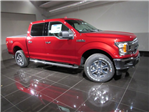 2018 F-150 Crew Cab 4x4, Pickup #T9997 - photo 3