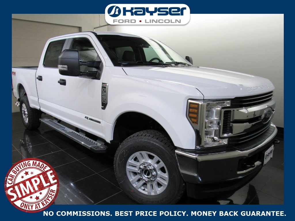 2019 F-250 Crew Cab 4x4,  Pickup #U2995 - photo 1