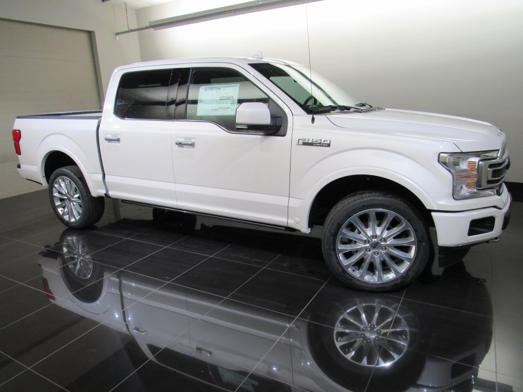 2019 F-150 SuperCrew Cab 4x4,  Pickup #U3139 - photo 3