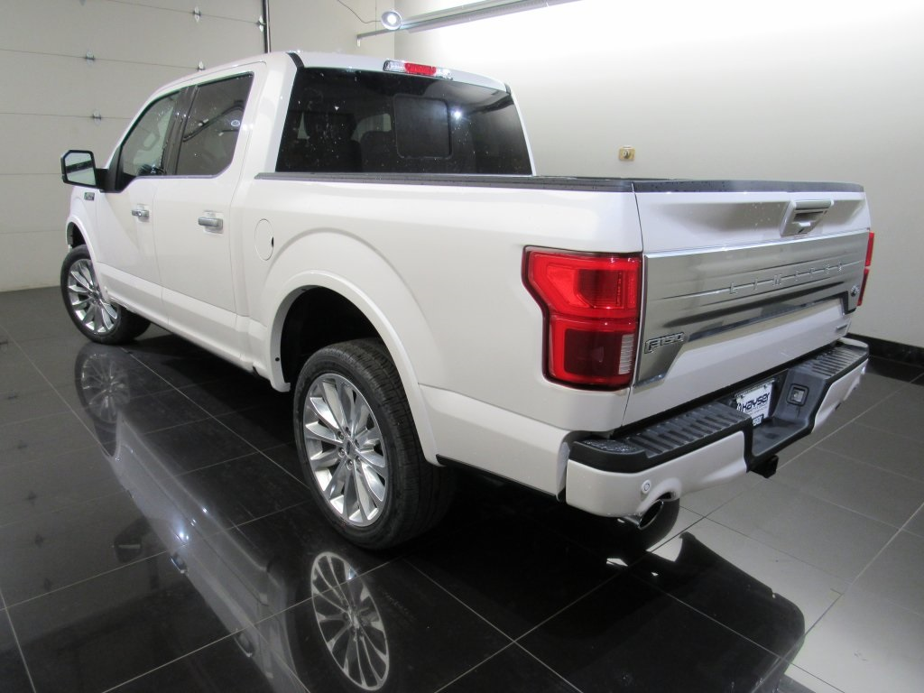 2019 F-150 SuperCrew Cab 4x4,  Pickup #U3139 - photo 2