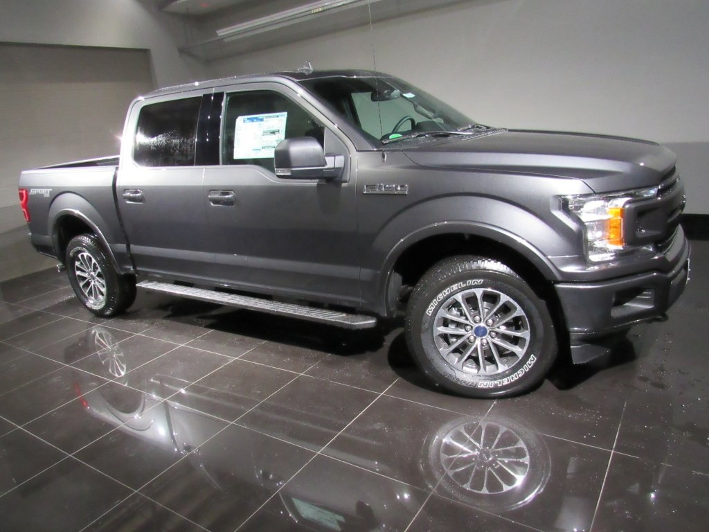2019 F-150 SuperCrew Cab 4x4,  Pickup #U3331 - photo 3