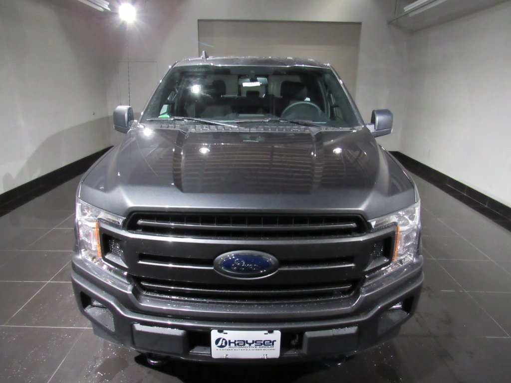 2019 F-150 SuperCrew Cab 4x4,  Pickup #U3331 - photo 4