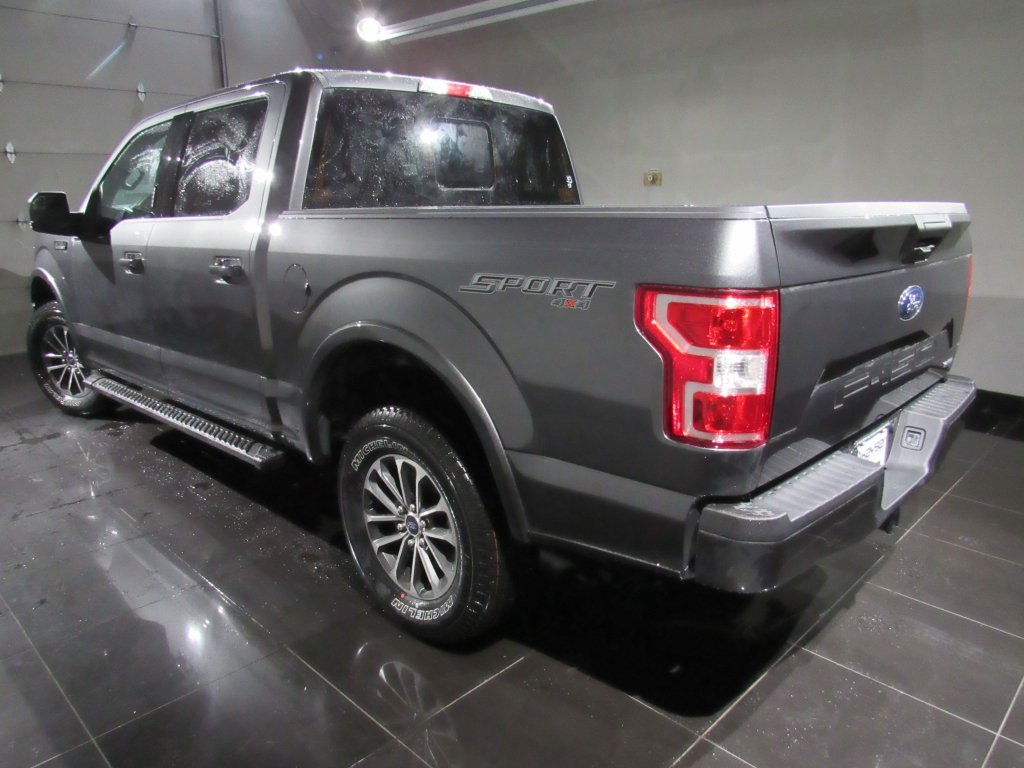 2019 F-150 SuperCrew Cab 4x4,  Pickup #U3331 - photo 2