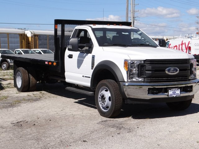 2017 F-450 Regular Cab DRW,  Monroe Versa-Line Platform Platform Body #00055032 - photo 5