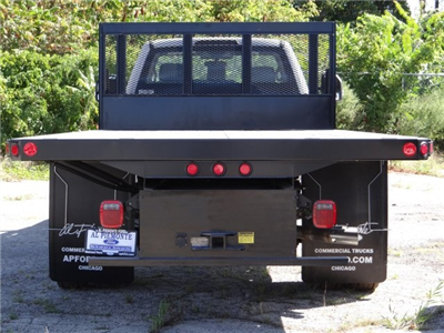 2017 F-450 Regular Cab DRW,  Monroe Versa-Line Platform Platform Body #00055032 - photo 2