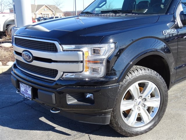 2018 F-150 SuperCrew Cab 4x4,  Pickup #00055043 - photo 3