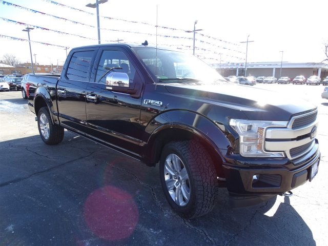 2018 F-150 SuperCrew Cab 4x4,  Pickup #00055043 - photo 5