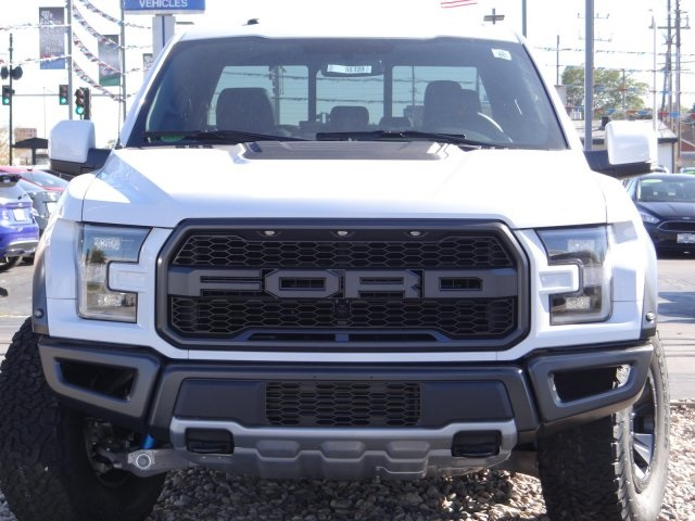 2018 F-150 SuperCrew Cab 4x4, Pickup #00055123 - photo 4