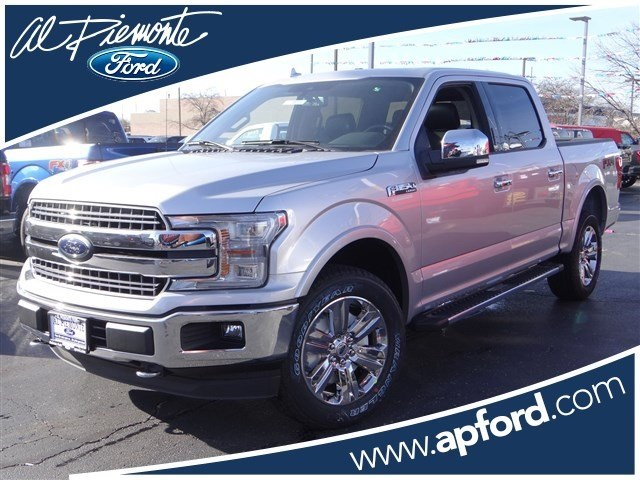 2018 F-150 SuperCrew Cab 4x4,  Pickup #00055298 - photo 1