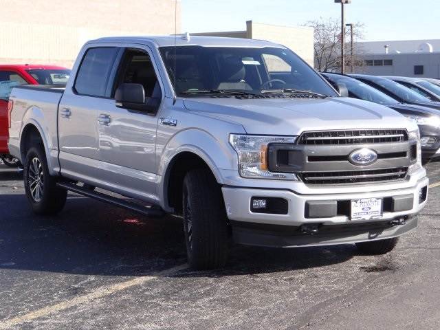 2018 F-150 SuperCrew Cab 4x4,  Pickup #00055300 - photo 5