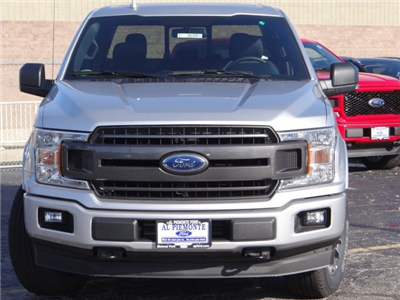 2018 F-150 SuperCrew Cab 4x4,  Pickup #00055300 - photo 4