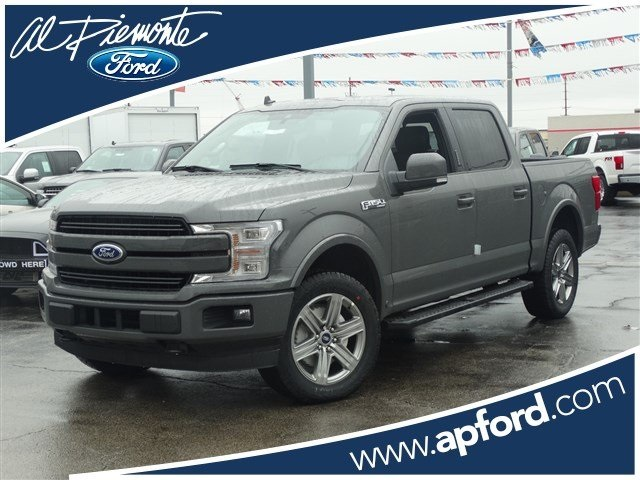 2018 F-150 SuperCrew Cab 4x4,  Pickup #00055501 - photo 1