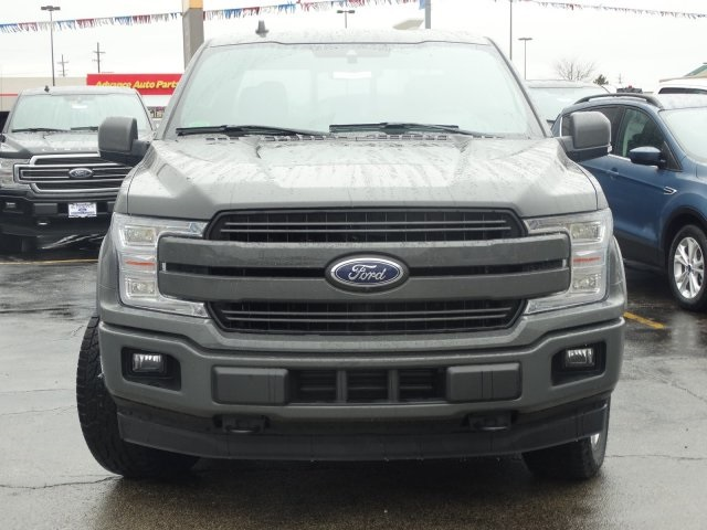 2018 F-150 SuperCrew Cab 4x4,  Pickup #00055501 - photo 5